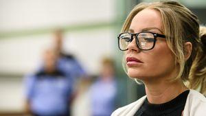 Gina-Lisa Lohfink im Amtsgericht Tiergarten