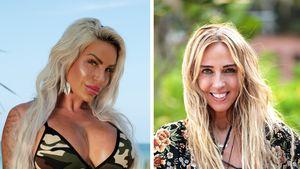 "Huch! Gina-Lisa & Loona küssen bei ""Kampf der Realitystars"""