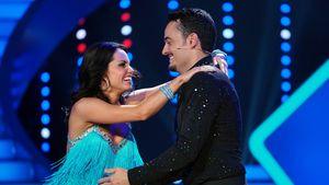 """Giovanni Zarrella und Christina Luft in der ersten """"Let's Dance""""-Show 2017"""