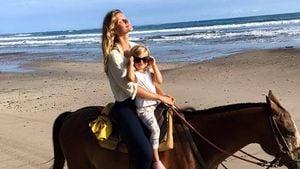 Gisele Bündchen mit Tochter Vivian