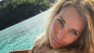 """""""Promis unter Palmen"""": Giulia Siegel hat """"Faltenbügeleisen"""""""
