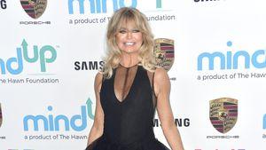 Mit 74 Jahren noch in Topform: So hält sich Goldie Hawn fit!