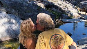 Pärchenfoto: Goldie Hawn und Kurt Russell total verliebt