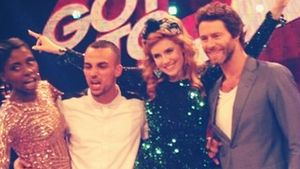 Palina Rojinski, Howard Donald und Nikeata Thompson