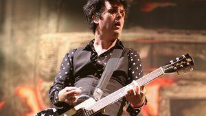 Green Day Frontmann Billie Joe Armstrong