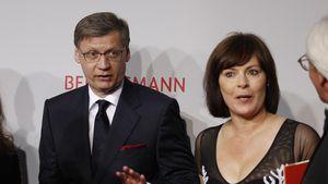 Neben Damenklo: So lernte Günther Jauch seine Frau kennen