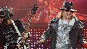 Als Coachella-Headliner: Guns N' Roses feiern Musik-Comeback