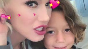 Ups! Gwen Stefanis Sohn verrät unangenehmes Outfit-Geheimnis