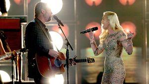 Gwen Stefani & Blake: Verliebte Performance bei Billboards!