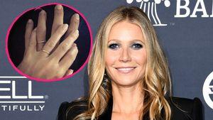 Erstes Foto nach der Hochzeit: Gwyneth Paltrow zeigt Ringe