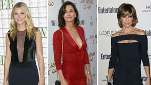 Gwyneth Paltrow, Courteney Cox und Lisa Rinna