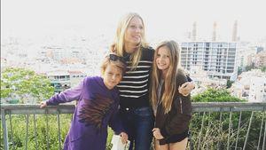 Scheidungsurlaub! So trösten sich Gwyneth Paltrow & die Kids
