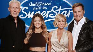 Die DSDS-Jury 2017: H.P. Baxxter, Shirin David, Michelle und Dieter Bohlen