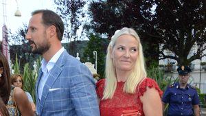 Romantisch: Mette-Marit & Haakon total verliebt in Italien
