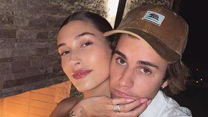 """Lieblingsmensch"": So gratuliert Hailey Bieber ihrem Justin"