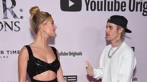 """Hailey und Justin Bieber reden """"immer mehr"""" über Nachwuchs"""