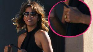 Halle Berry: Trotz Scheidung verdächtiger Ring am Finger