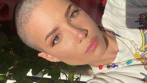 Raspelkurze Stoppeln: Sängerin Halsey zeigt ihre neue Frisur