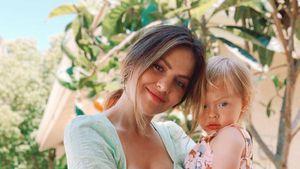 Weint nur noch: Hana Nitsches Aliya will ihre Muttermilch!