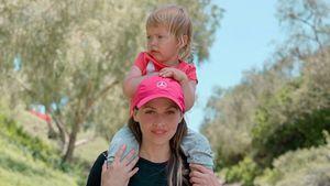 Hana Nitsche stolz: Tochter Aliya hat ersten Satz gesagt!