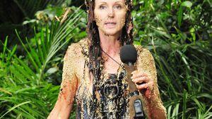 Hanka Rackwitz nach ihrer letzten Dschungelprüfung