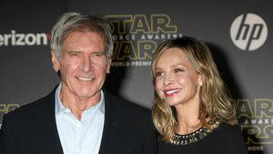 Seltener Auftritt: Harrison Ford mit seiner Frau Calista