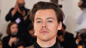 Wegen Sturmwarnung: Harry Styles' Auftritt wurde abgeblasen!