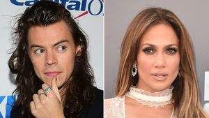 Harry Styles und Jennifer Lopez