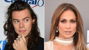 Harry Styles und Jennifer Lopez