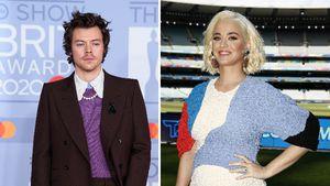 So süß reagierte Harry Styles auf Katy Perrys Baby-News!