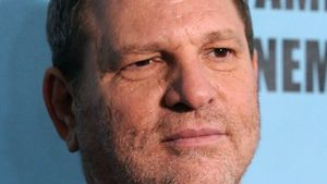 Nach Sex-Skandal: Harvey Weinstein entschuldigt sich