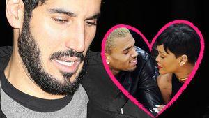 RiRis Freund Hassan in Sorge: Will Chris Brown sie zurück?