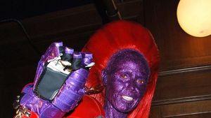 Halloween-Video: Heidi Klum kann kaum sprechen