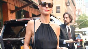 Heidi Klum in New York