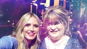 Heidi entzückt: Casting-Legende Susan Boyle in ihrer Show!