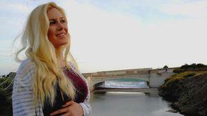 Heidi Montag mit Babybauch
