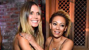 Limo-Karaoke: Heidi Klum & Mel B. feiern wilde VMA-Party
