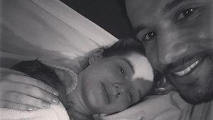 Ein Sohn: UK-Star Helen Flanagan ist wieder Mama geworden!