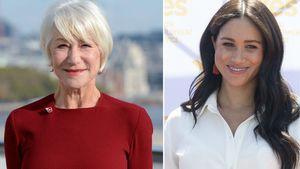 """""""Nicht neurotisch"""": Helen Mirren verteidigt Herzogin Meghan"""