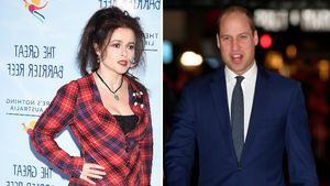 Helena Bonham Carter bat Prinz William um etwas – betrunken!