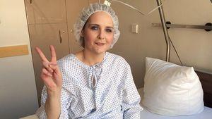 Helena Fürst in einer Berliner Klinik