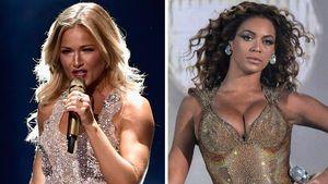 Krasse Ähnlichkeit: Kopiert Helene Fischer etwa Beyoncé?