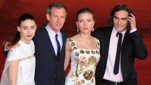 Scarlett Johansson & Rooney Mara bezaubern in Rom