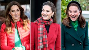 Sportlich bis schick: Herzogin Kates schönste Winter-Looks
