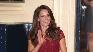 Herzogin Kate bei einem Musical in London