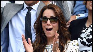 Herzogin Kate beim Wimbledon-Finale 2016