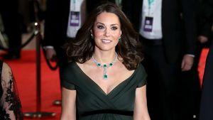 Falsches Kleid? Herzogin Kate trägt bei BAFTA's kein Schwarz