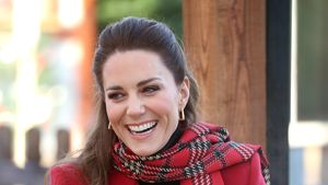 Herzogin Kate hat Geburtstag mit ruhiger Teeparty gefeiert