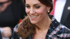 Herzogin Kate in Manchester 2016
