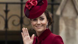 Anzeichen und Gerüchte: Könnte Kate wieder schwanger sein?